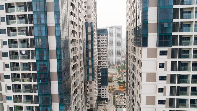 Theo CBRE, quý I/2019, hoạt động của thị trường chung cư Hà Nội diễn ra sôi động nhất trong 3-4 năm trở lại đây. Ảnh: T.T