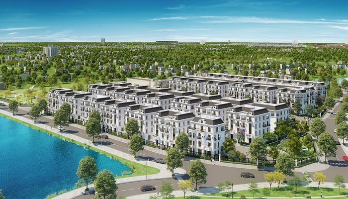 """Elegant Park Villa chính là một minh chứng cho """"nhãn quan"""" khác biệt của giới nhà giàu"""