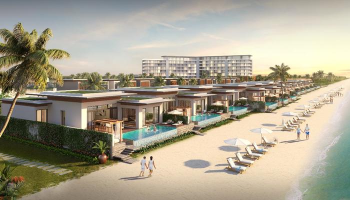 Mövenpick Resort Waverly Phú Quốc được phát triển bởi MIKGroup – thương hiệu uy tín trên thị trường bất động sản nhà ở và nghỉ dưỡng