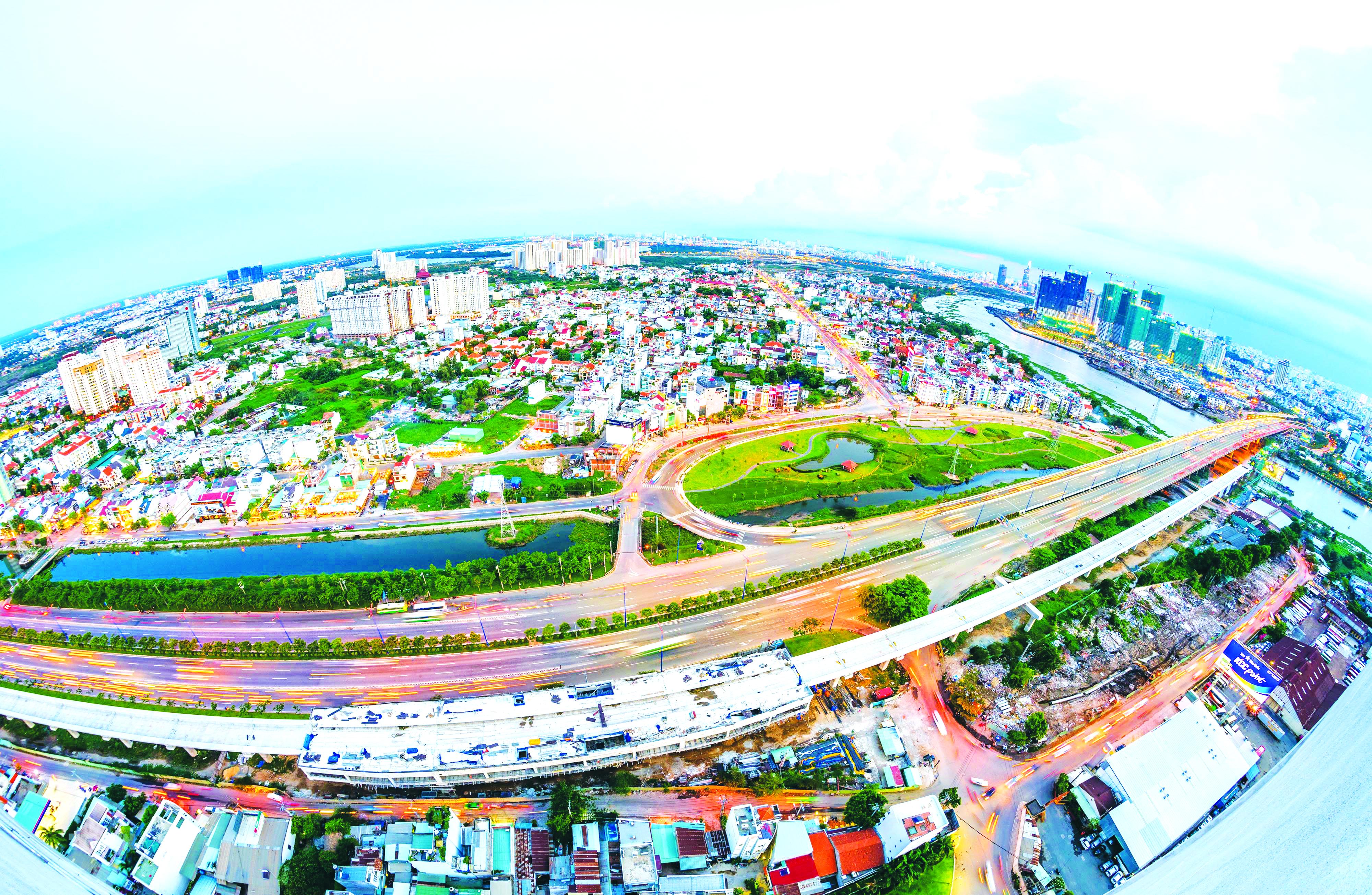 Hiện trạng ứng dụng công nghệ mới trong quy hoạch quản lý đô thị còn chưa tương xứng với tốc độ phát triển đô thị nóng