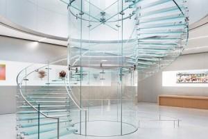 Kính cường lực: Vật liệu tạo nên không gian kiến trúc hoàn hảo