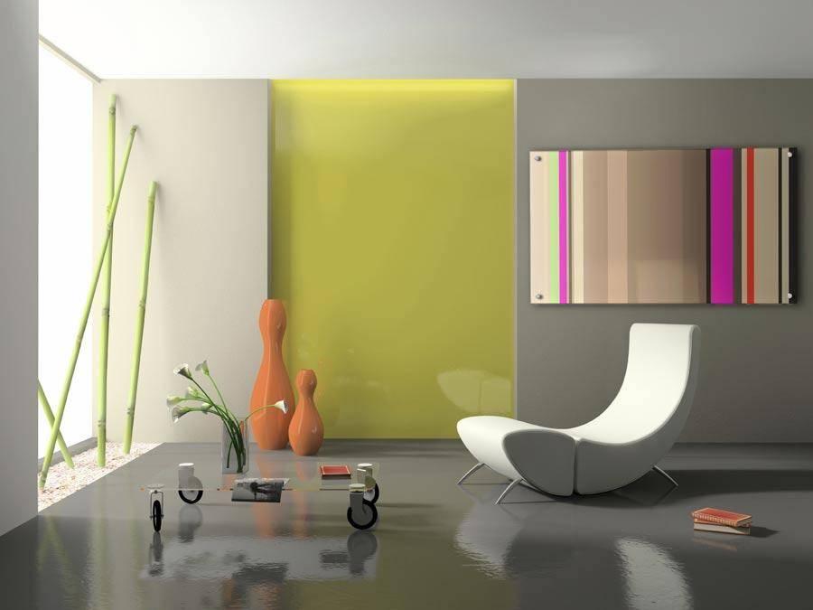 Acrylic trong nội thất có tính ứng dụng cao vì nhiều ưu điểm