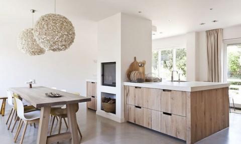 Nội thất gỗ tăng thêm giá trị cho không gian sống