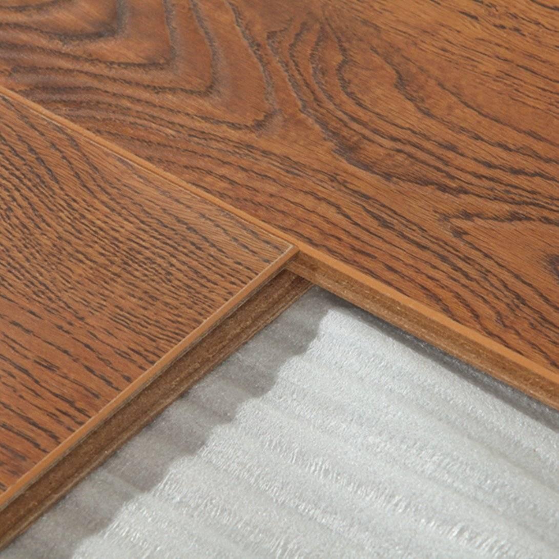 Sàn gỗ chống thấm được chia thành nhiều lớp