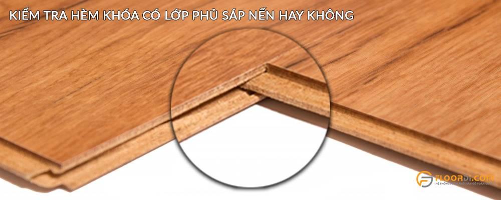 Cần kiểm tra sàn thật cẩn thận