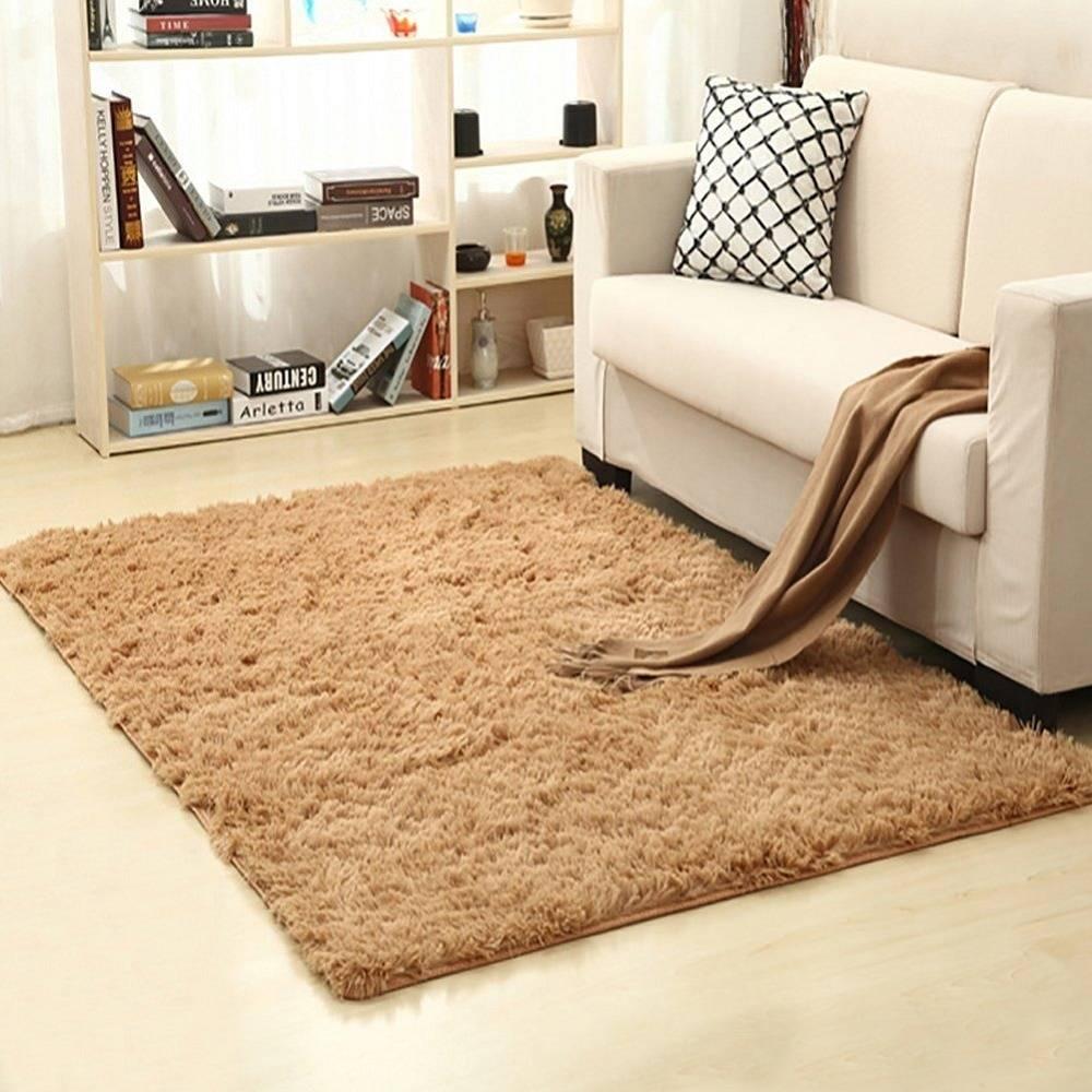 Di chuyển trên thảm lông mang đến cảm giác êm ái và thoải mái