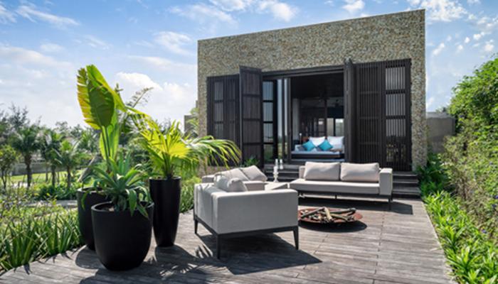 X2 Hội An Resort & Residence nằm trong khu vực trọng tâm quy hoạch phát triển du lịch Hội An
