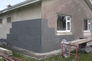 Cách nhiệt tường bên ngoài – Giải pháp hạ nhiệt hiệu quả