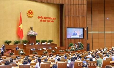 Quốc hội thảo luận về quy hoạch, quản lý, sử dụng đất đai đô thị