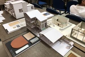 Lễ bảo vệ Đồ án tốt nghiệp: Chuyên ngành Kiến trúc nội thất khóa K59 Đại học Xây Dựng