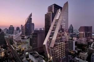 Rosewood Bangkok: Vẻ đẹp kiêu hãnh