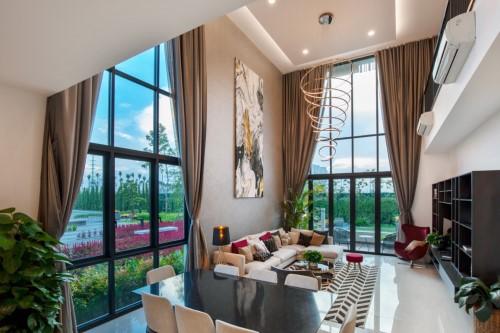 Với phiên bản giới hạn 146 căn, The Mansions được giới đầu tư đánh giá cao