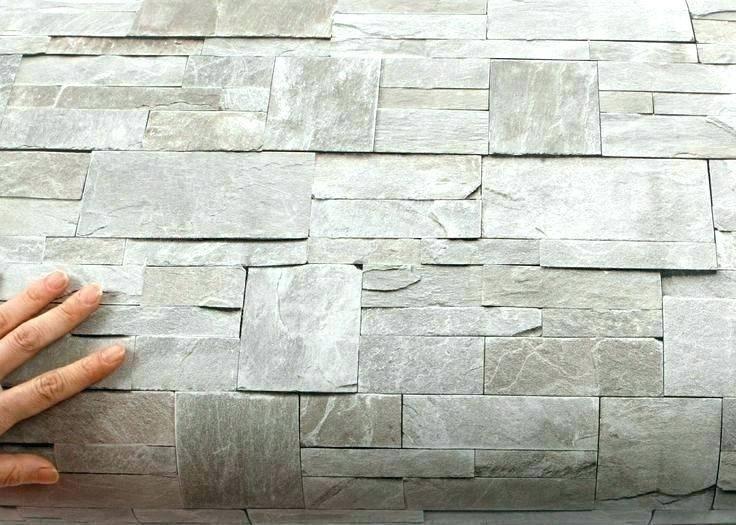 Tấm Vinyl giả các vật liệu tự nhiên như vân đá, vân gỗ, giả gạch…