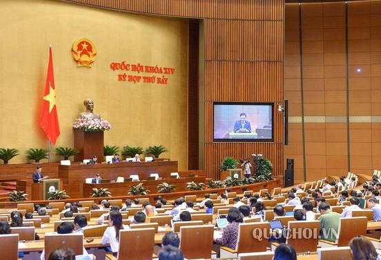 Qua thảo luận, các ý kiến đại biểu cho rằng, đất đai là tài nguyên đặc biệt của quốc gia, nguồn lực quan trọng phát triển đất nước