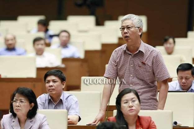 Đại biểu Nguyễn Đức Kiên. Ảnh: Quochoi.vn