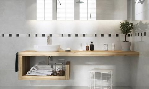 Mẫu bồn rửa phòng tắm đẹp hiện đại, phong cách