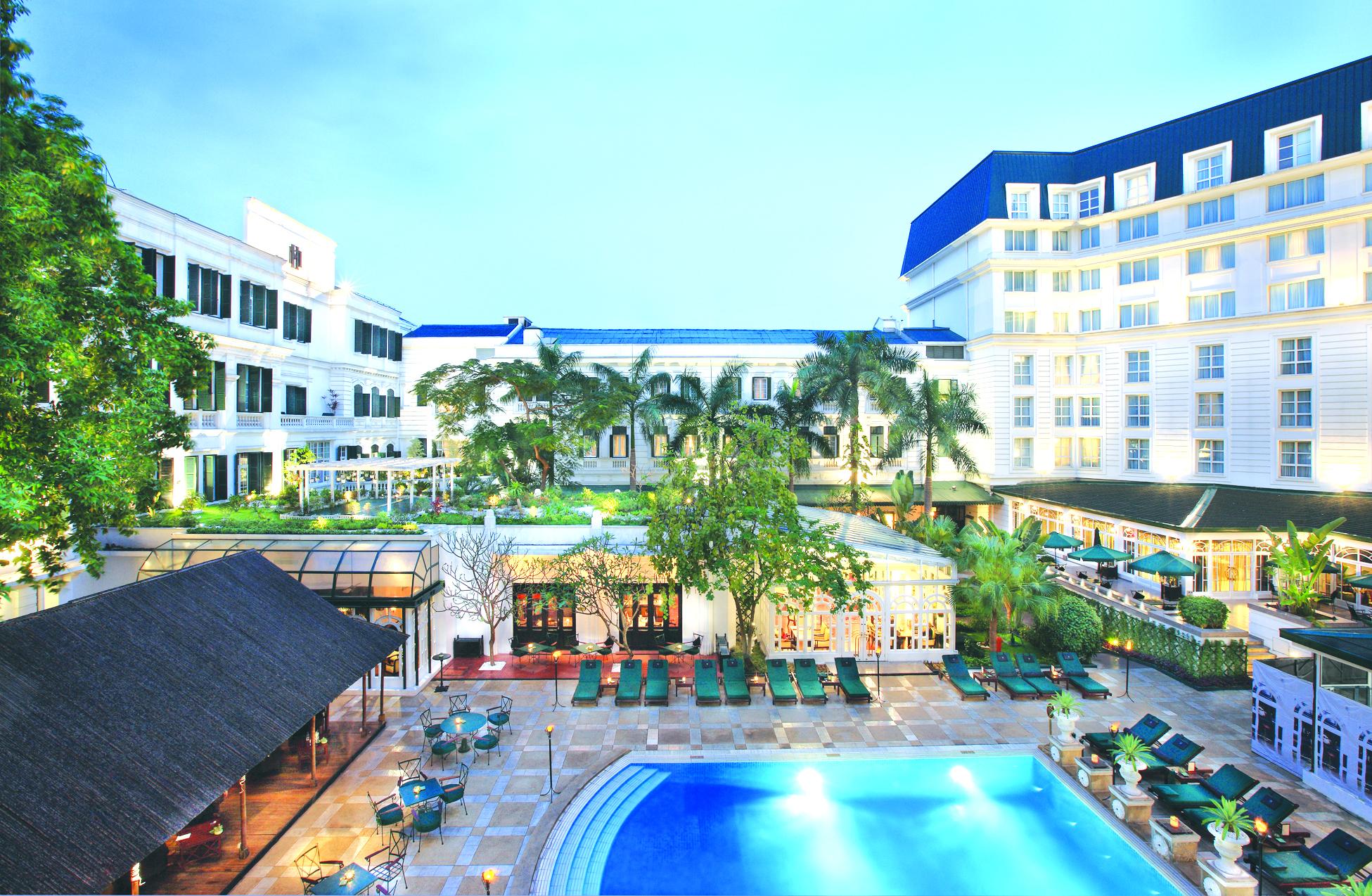 Khách sạn Metropole, Hà Nội