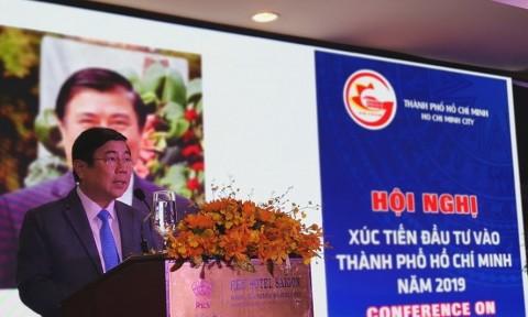 TPHCM mời gọi đầu tư hơn 200 dự án lớn
