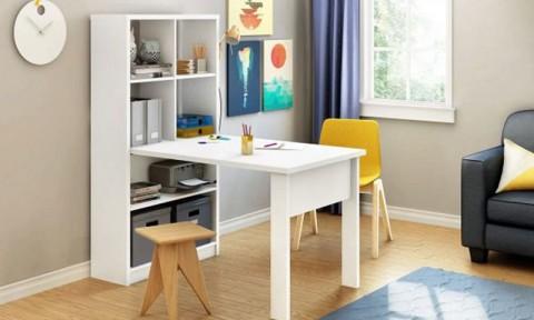 10 mẫu bàn làm việc mang phong cách hiện đại