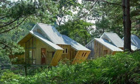Văn phòng điều hành Tà Nung Homestay / MyAn Architects