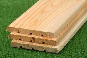 Vật liệu gỗ nhân tạo mới có thể chống nước và lửa, sản xuất cũng nhanh hơn so với trồng cây