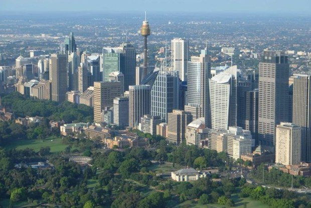 """Kể từ năm 2018, gần 100 di sản ở Sydney đã được bán """"quyền không gian"""" (Nguồn: ABC)"""