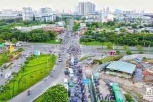 TPHCM phê duyệt quy hoạch 4 nút giao thông trọng điểm