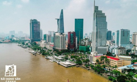 Dòng vốn ngoại tỷ USD vẫn đang ồ ạt rót vào bất động sản Việt Nam