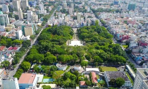 Thành phố Hồ Chí Minh: Tạo không gian xanh cho người dân