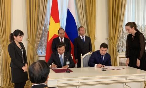 Bộ Xây dựng Việt Nam mở rộng hợp tác với Bộ Xây dựng, Nhà ở và Dịch vụ công cộng Liên bang Nga