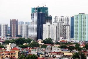 Giá chung cư Hà Nội đồng loạt giảm
