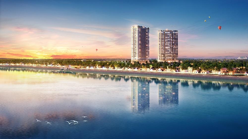Bất động sản hồ Tây luôn thu hút các nhà đầu tư bởi những ưu thế về vị trí, cảnh quan và hạ tầng.