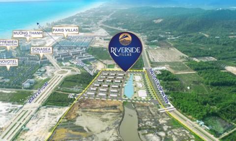 """Boutique Hotel Riverside Villas: """"Bữa tiệc mới"""" cho nhà đầu tư"""