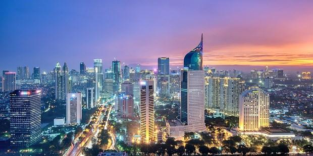 Thủ đô Jakarta của Indonesia. (Nguồn: Asialink)