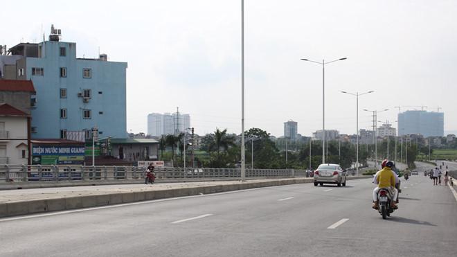 Theo báo cáo của Kiểm toán Nhà nước, dự án đường Lê Đức Thọ đến khu đô thị mới Xuân Phương (Hà Nội) bị kiến nghị giảm trừ gần 30% giá trị ẢNH TÂM AN