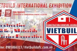 Hơn 1000 gian hàng tham gia Hội chợ Triển lãm Vietbuild Đà Nẵng 2019