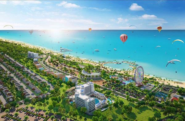 """NovaWorld Phan Thiet được kỳ vọng trở thành """"điểm đến tuyệt  hảo"""" tại """"vùng đất hứa"""" Phan Thiết"""