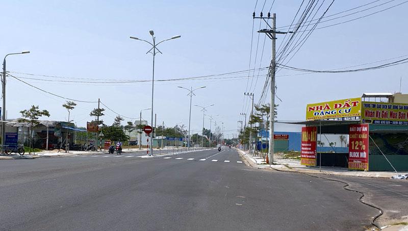 Quảng Nam cần sớm ổn định thị trường BĐS. Ảnh: Quang Hải