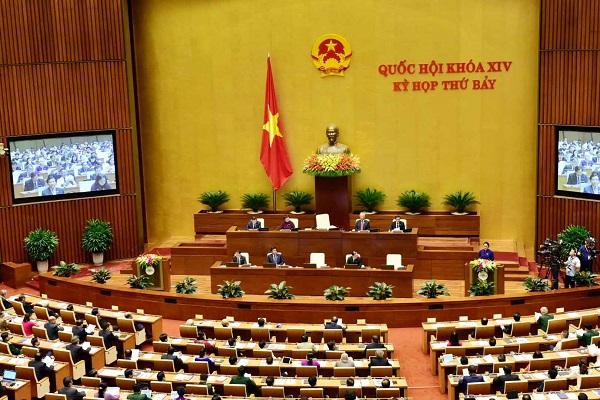 Toàn cảnh kỳ họp 7 Quốc hội khóa XIV