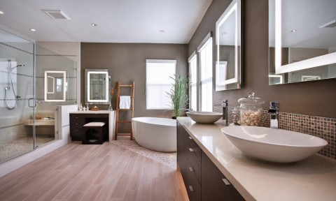 Tư vấn chọn thiết bị vệ sinh phù hợp với phòng tắm