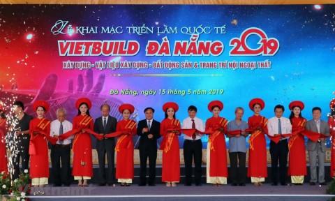 Khai mạc triển lãm Quốc tế Vietbuild Đà Nẵng năm 2019