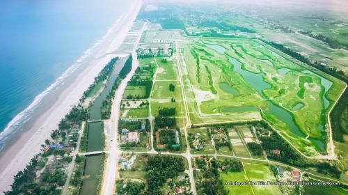 Hoa Tiên Paradise - Xuân Thành Golf and Resort là một trong những dự án shop villa biển nổi bật