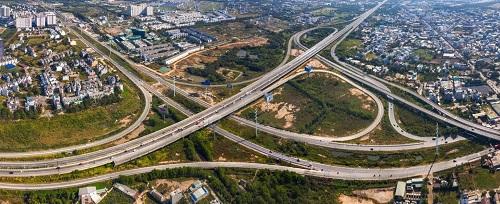 Cơ sở hạ tầng được đầu tư đồng bộ lên tới hàng trăm nghìn tỷ đồng tại khu Đông