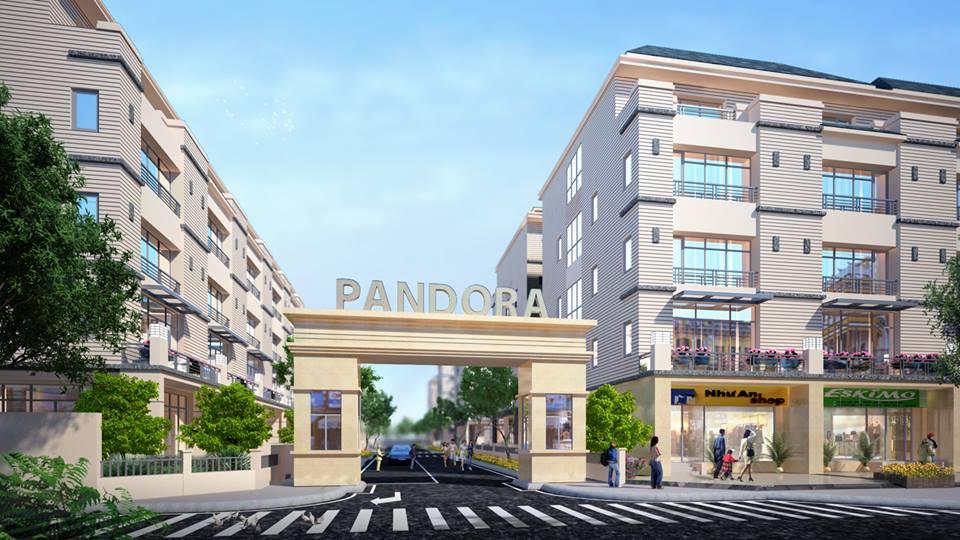 """Thông tin từ chủ đầu tư cho biết, từ ngày 3/6/2019- 2/7/2019, chủ đầu tư đưa ra chương trình khuyến mãi: """"Mua căn hộ Pandora- Rinh SH về nhà"""""""