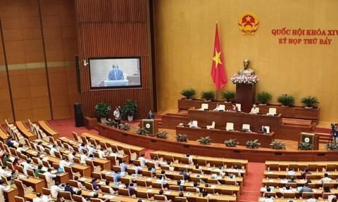 Quốc hội thông qua Luật Kiến trúc