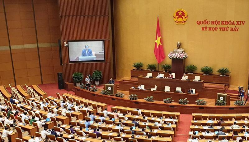 Với 88,64% Đại biểu tán thành, Luật Kiến trúc chính thức được Quốc hội thông qua vào chiều 13/6