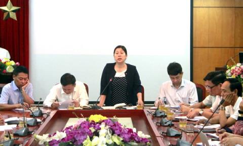Tổng cục Quản lý đất đai triển khai nhiệm vụ 6 tháng cuối năm 2019