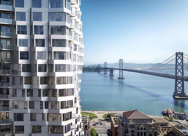 Tòa tháp Mira có 392 căn hộ cao cấp, mỗi căn hộ có hai hoặc ba phòng ngủ và căn hộ penthouse.