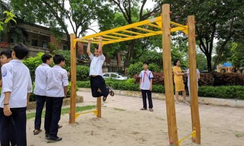 Giải bài toán sân chơi cho trẻ: Cần sự quan tâm thỏa đáng