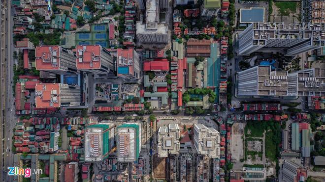 Nhiều khu chung cư cao tầng phá vỡ quy hoạch Hà Nội và TP.HCM. Ảnh: Việt Linh - Quỳnh Danh - Hiếu Duy - Quỳnh Trang.